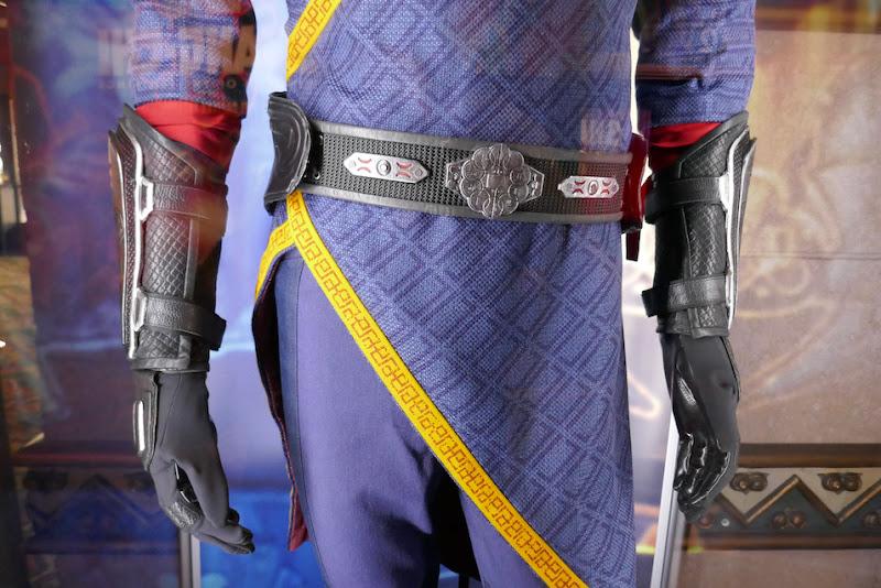 Death Dealer movie costume detail Shang-Chi