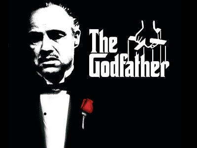 The Godfather (1972) Poster, Marlon Brando, cross, Directed by Francis Ford Coppola