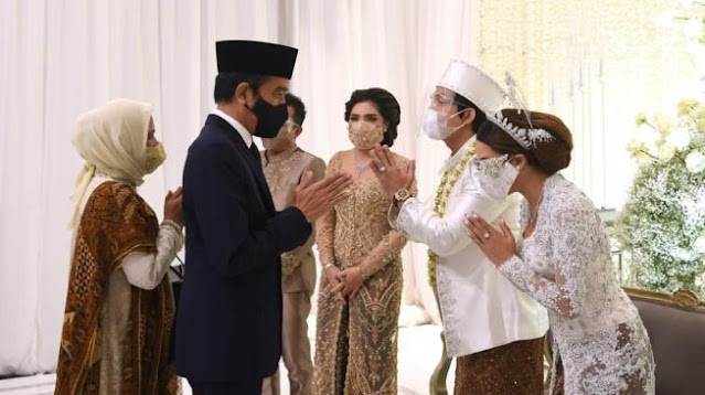 Epidemiolog Kritik Jokowi Hadiri Nikahan Atta-Aurel: Prokes Pilih-pilih!