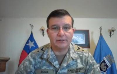 General de Brigada Aérea (A) Cristián Eguía