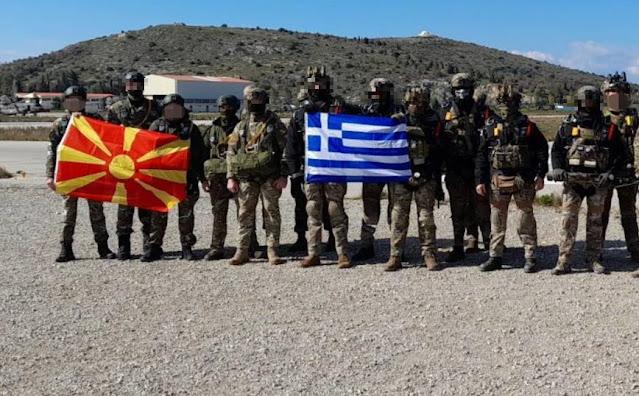 Υπογράφηκε χθες, Τετάρτη 14 Απριλίου, στην Αθήνα, το πρόγραμμα διμερούς στρατιωτικής συνεργασίας για το έτος 2021 μεταξύ Ελλάδας και Βόρειας Μακεδονίας.