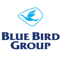 Logo Pelanggan Rajarakminimarket : Blue Bird