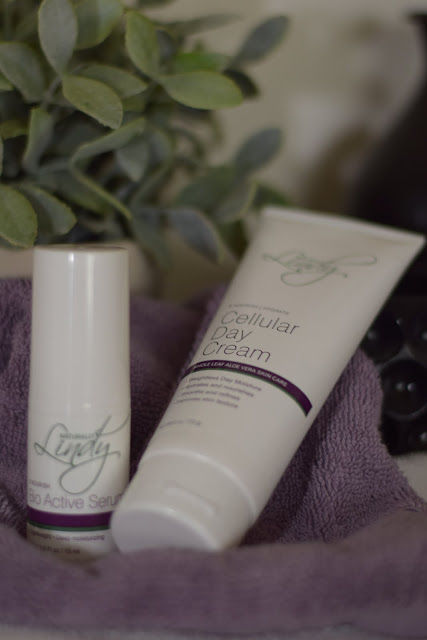 Naturally Lindy's Cellular Day Cream