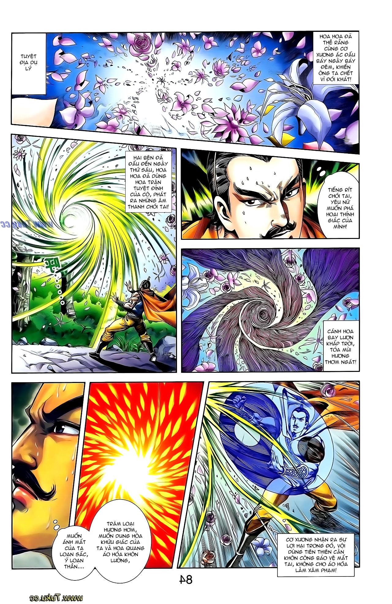Cơ Phát Khai Chu Bản chapter 139 trang 19
