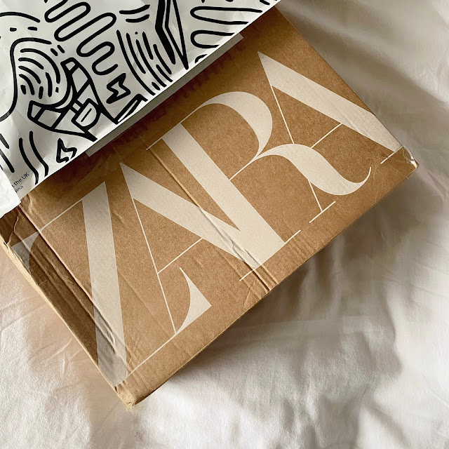 Zara Delivery Haul Spring 2021