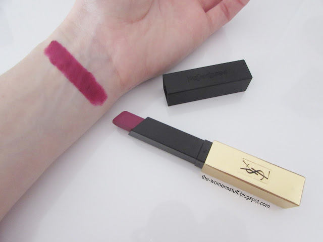 Yves Saint Laurent Rouge Pur Couture The Slim_ Review