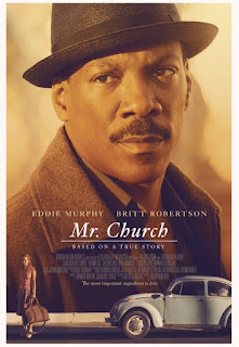 Eddie Murphy stars in 'Mr. Church' heading to theaters in September