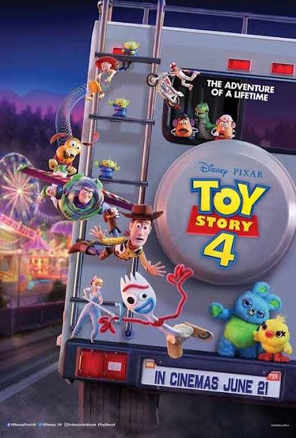 صراع البوكس أوفيس يحتدم.. أكثر 10 أفلام تحقيقا للإيرادات في سنة 2019 على صعيد شباك التذاكر العالمي Toy Story 4