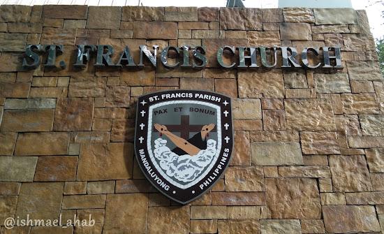 St. Francis Church in Ortigas, Mandaluyong