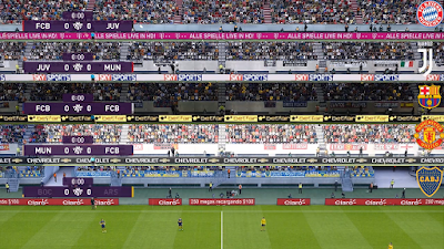 PES 2020 Animated Adboards by Sonofsam69