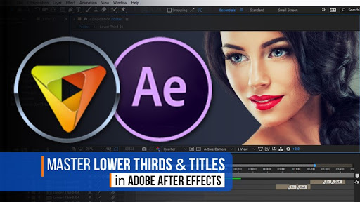 After Effects CC: Learn Lower Thirds Title & Motion Graphics Udemy Coupon