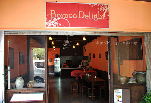 Borneo Delight Restaurant in Kuching