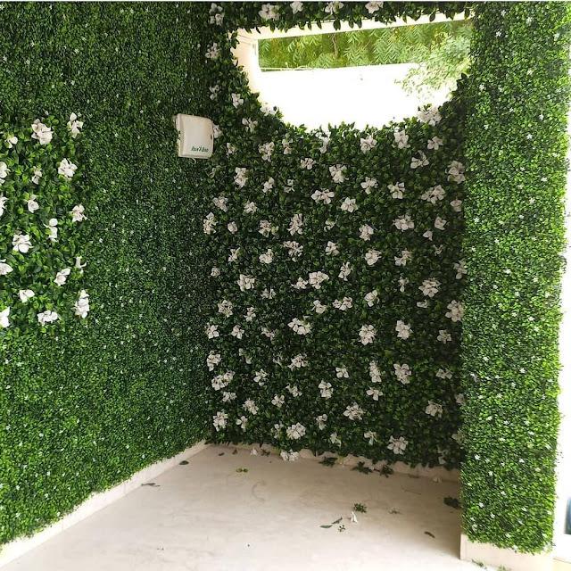شركة تركيب عشب جداري بالمجمعة