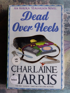 written by Charlaine Harris