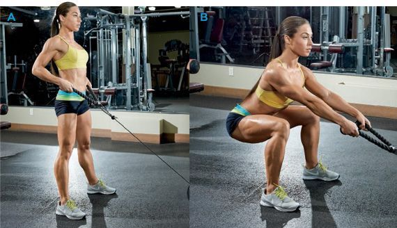 cable squats bodybuilding-News Trends