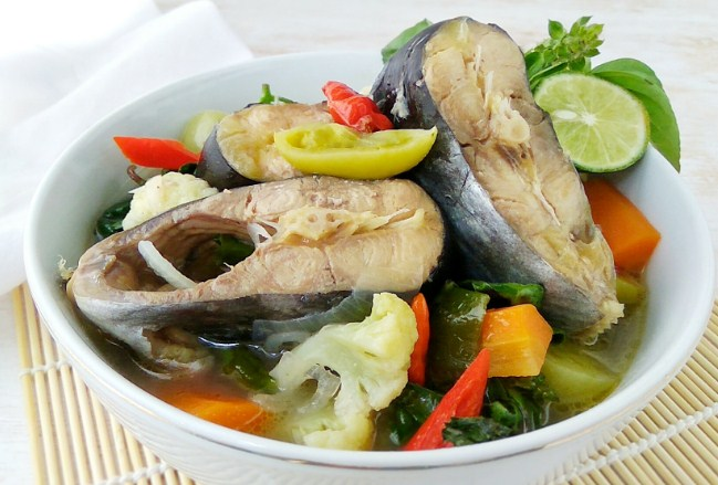 Cara Membuat Sup Patin Kuah Merah Yang Super Lezat