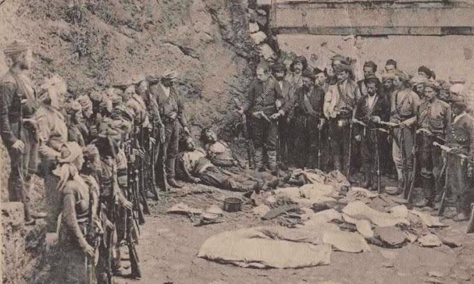«Τριάντα χρόνια γενοκτονία - Η τουρκική καταστροφή των χριστιανικών μειονοτήτων». 100 χρόνια ατιμωρησίας