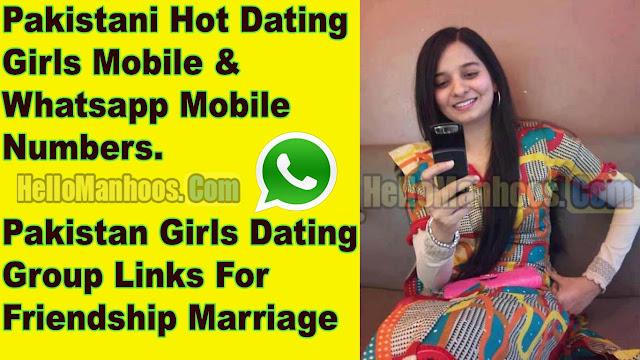 Pakistani Dating Girls WhatsApp Group Links 2021 - Girls WhatsApp Group Links For Friendship