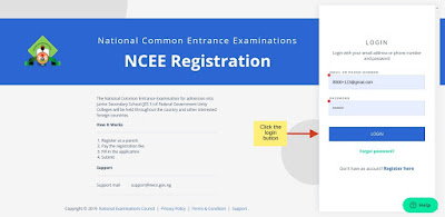 NCEE 2019/2020 Registration Guide for Federal Unity Colleges [PHOTOS]