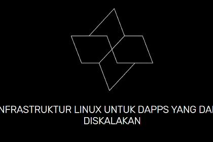 CARTESI - Infrastruktur Linux Untuk DApps