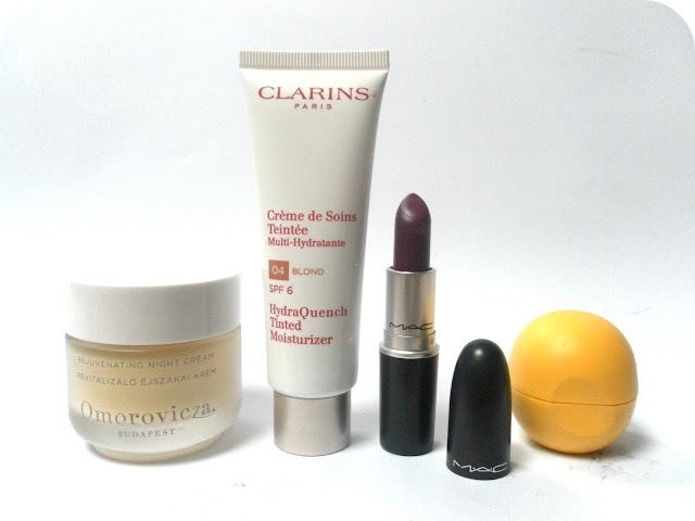 Top beauty products of 2012