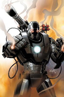 Marvel Comics War Machine