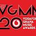 Full List of Nominees: Vodafone Ghana Music Awards 2019