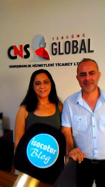 CNS Global Tercüme Cansu Yolcu