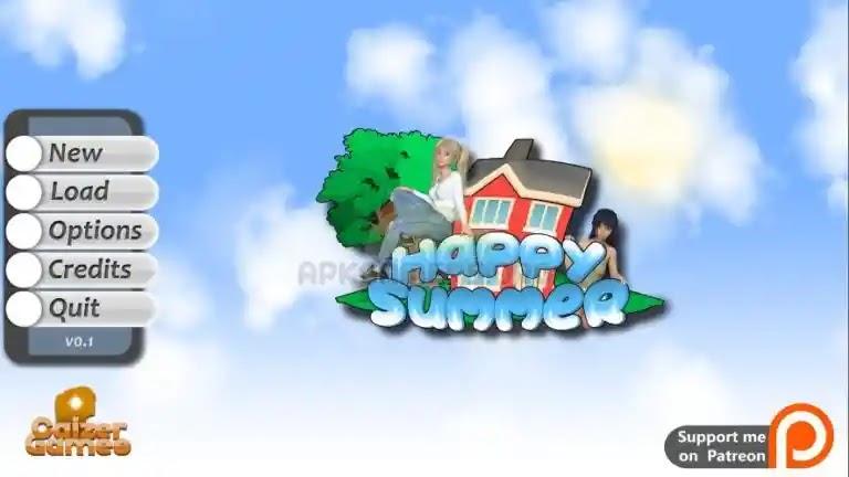 Happy Summer APK v0.2.5 Android Port Adult Game Download