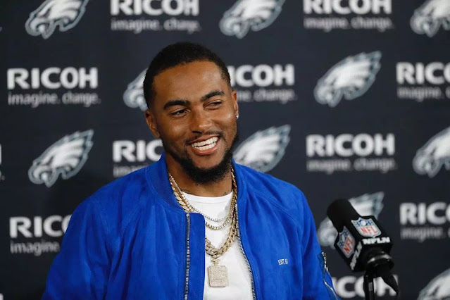 DeSean Jackson Short Clean Cut