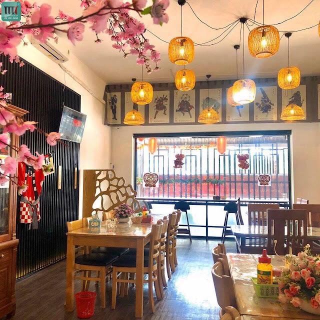 Nhà hàng ẩm thực Đài Loan Hùng Thanh