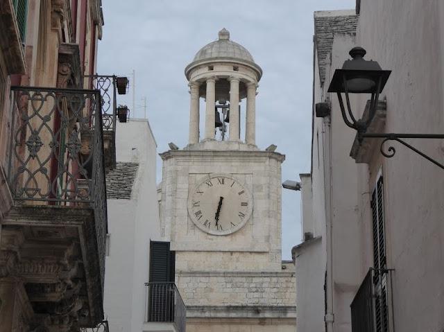 campanile della Chiesa dell'Addolorata a Locorotondo