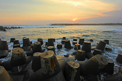 Wisata Pantai Glagah, Pantai Paling Terkenal di Kulon Progo