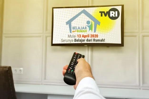 Cara Nonton Streaming TVRI Belajar dari Rumah Bagi Siswa dan Guru