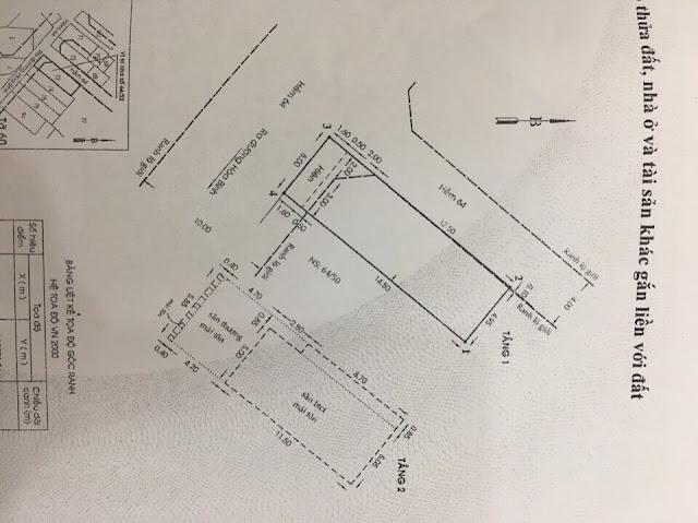 Bán nhà hai mặt tiền hẻm xe tải Hòa Bình Quận 11 - 006