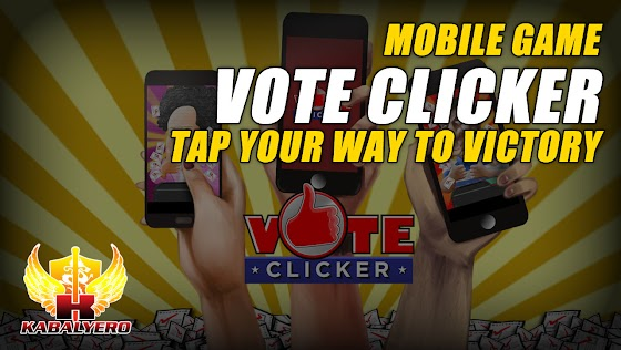 Vote Clicker Mobile Game ★ Tap Your Way To Victory