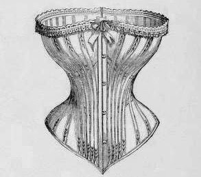 bumble button: Free Graphics Of Corsets From 1905
