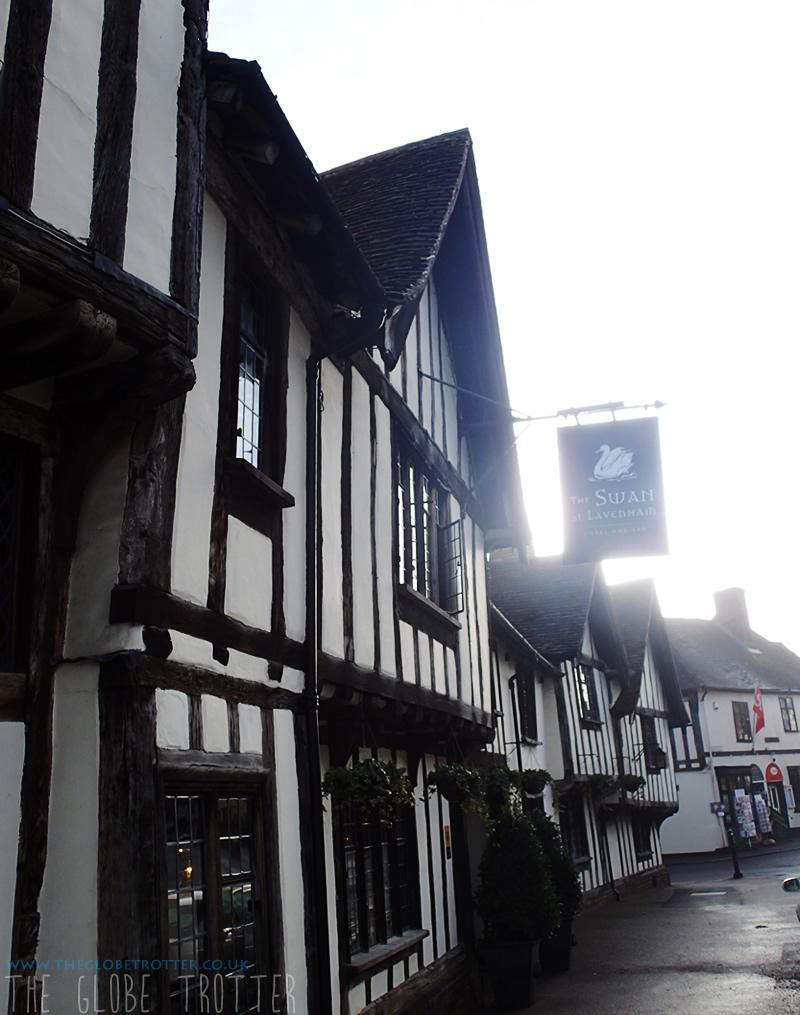 Swan at Lavenham Hotel & Spa