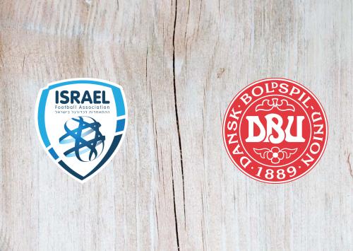 Israel vs Denmark -Highlights 25 March 2021