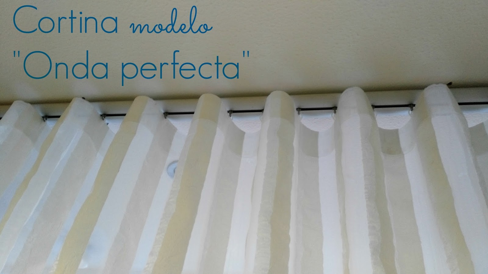 Cortinas onda perfecta una tendencia al alza for Ultimas tendencias en cortinas para salon