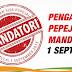 Wajib Asing Sampah Mulai 1 September 2015