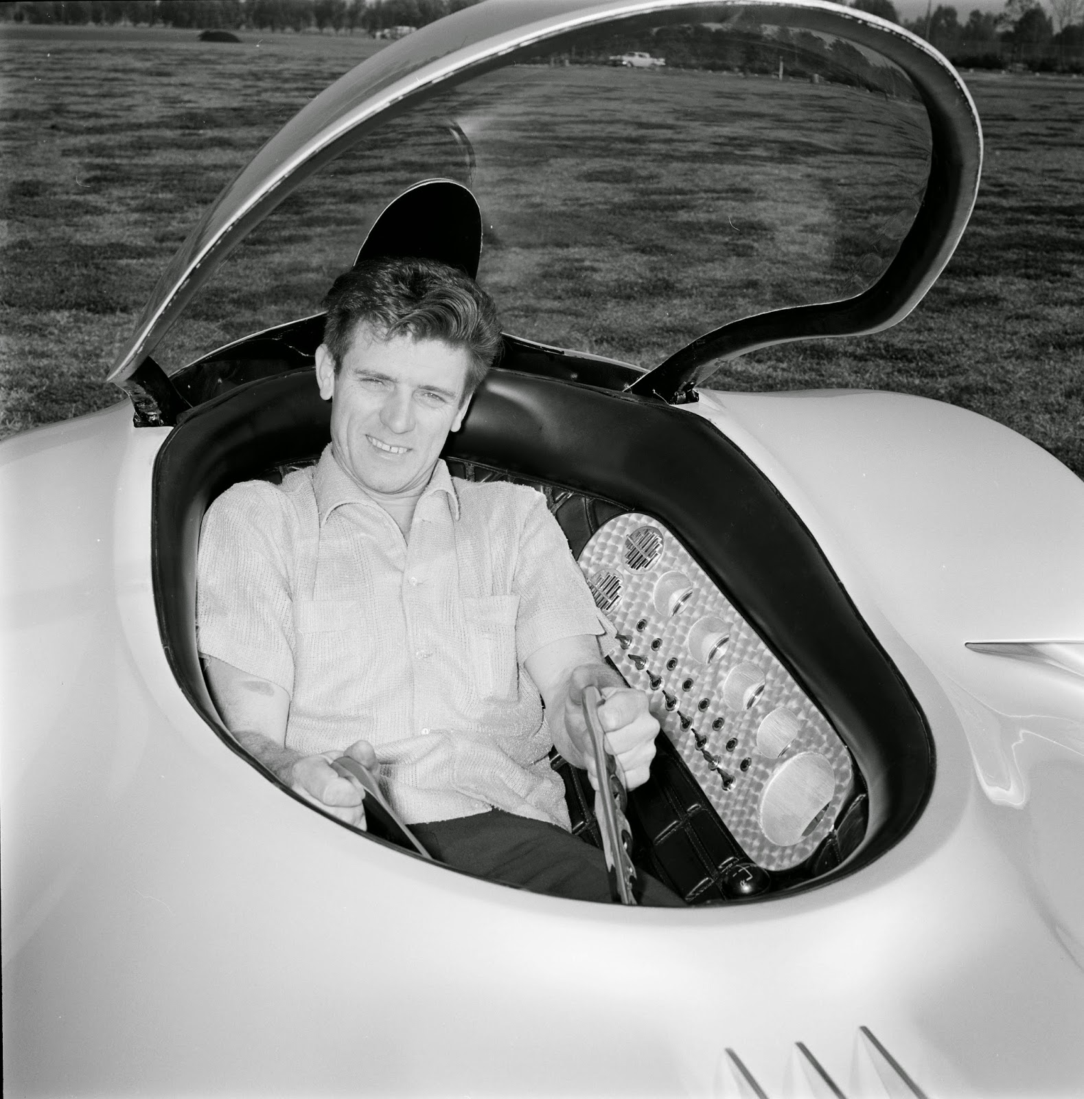 Retro Kimmer S Blog Dean Jeffries Hollywood Car Designer