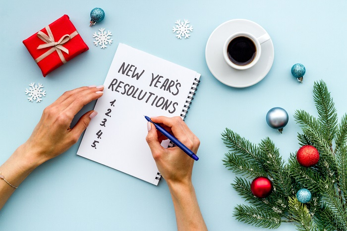 Tips To Achieve Your New Year's Resolutions