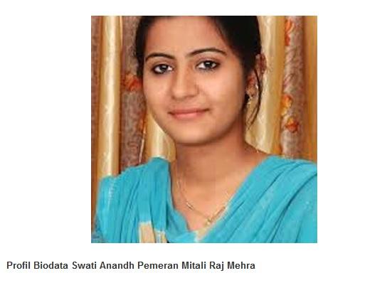 gambar mitali raj mehra diperankan oleh swati anand di lonceng cinta kumkum bhagya