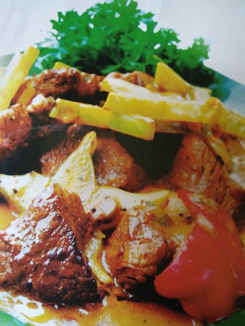 4 Koleksi Resepi Daging | Resepi Daging Goreng Berempah ...