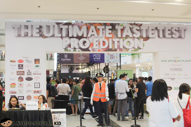 Ultimate Taste Test 2017 in Glorietta Palm Drive