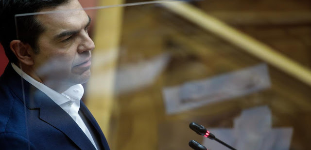 Αλέξης Τσίπρας: «Η κυβέρνηση το μόνο που ξέρει να κάνει με σχέδιο είναι να βαράει στο ψαχνό»