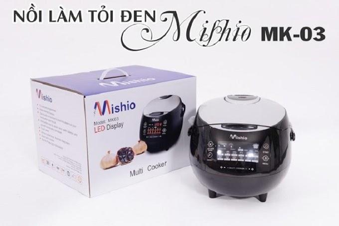 Nồi Làm Tỏi Mishio MK03