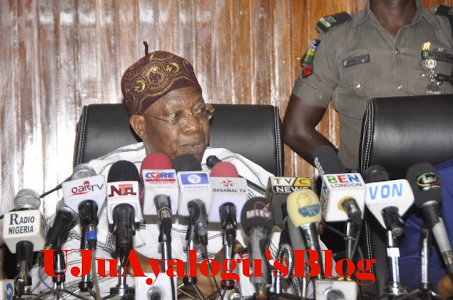 No region will be left out of rail development – Lai Mohammed