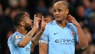 Manchester City vs Watford 3-1 Video Gol Highlights